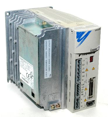 New Refurbished Exchange Repair  Yaskawa Drives-AC Servo SGDG-15GT Precision Zone