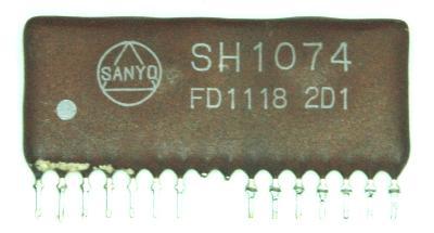 Sanyo SH1074