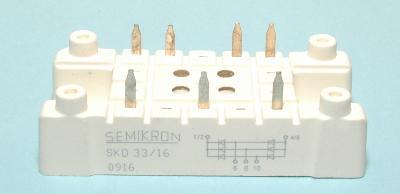 Semikron SKD33-16