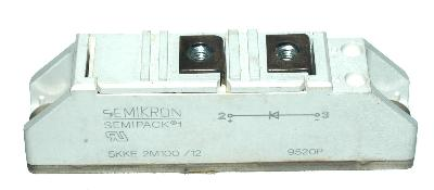 Semikron SKKE2M100-12
