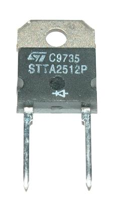 STMicroelectronics STTA2512P