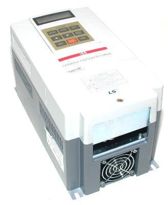New Refurbished Exchange Repair  LSIS (LG) Inverter-General Purpose SV037IS5-2NO Precision Zone
