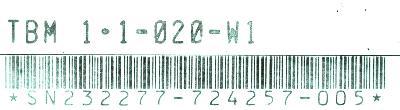 INDRAMAT TBM1.1-020-W1 label image