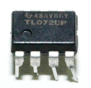 Texas Instruments TL072CP