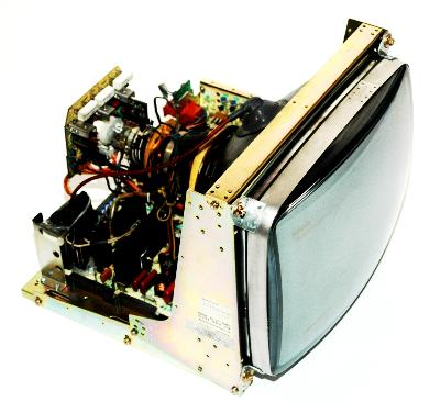 TX-1450AE Matsushita TX-1424-PZRT Matsushita CRT Precision Zone Industrial Electronics Repair Exchange