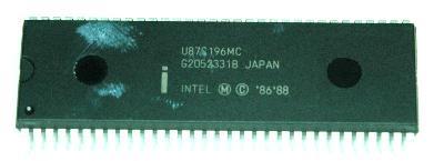 Intel U87C196MC