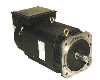 Uaaska 08da1 yaskawa motors ac spindle alfa inc for Motor city spindle repair