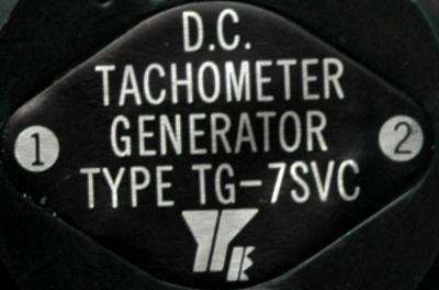 Yaskawa UGTMEM-06LBB31 label image