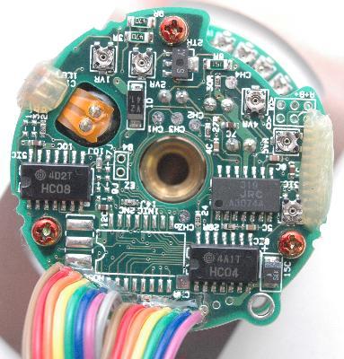 Yaskawa UTOPH-500VB label image