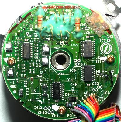 Yaskawa UTOPI-600UB label image