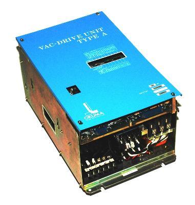 Okuma VAC-I D8-A front image