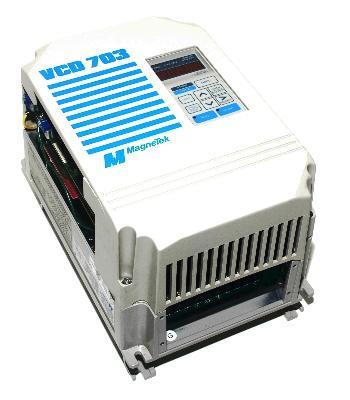 New Refurbished Exchange Repair  Magnetek Inverter-General Purpose VCD703-A001 Precision Zone
