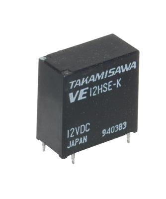 Takamisawa VE12HSE-K-12VDC