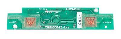 Hitachi Seiki VNR10C042-INV back image