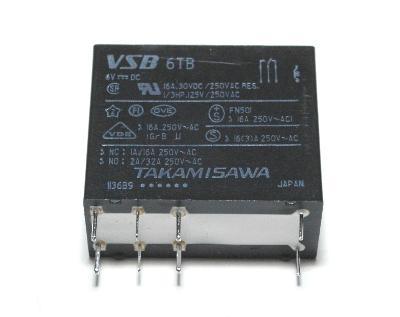 Takamisawa VSB6TB-6VDC