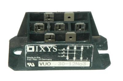 IXYS CORPORATION VUO30-12NO3