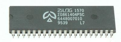 ZILOG Z0861404PSC