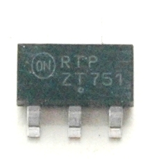 ON Semiconductor ZT751