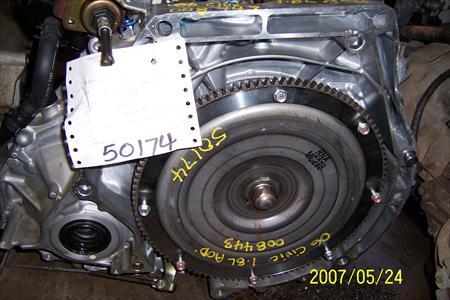 2006 honda civic automatic transmission core fo parts for Honda civic transmission cost