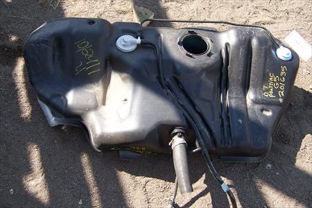 2007 Pontiac G5 Plastic Fuel Tank