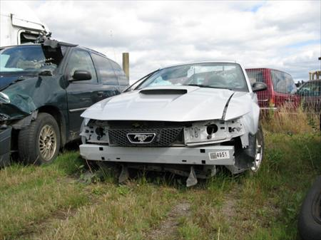 2003 Ford Mustang Convertable 3.8L - For Parts
