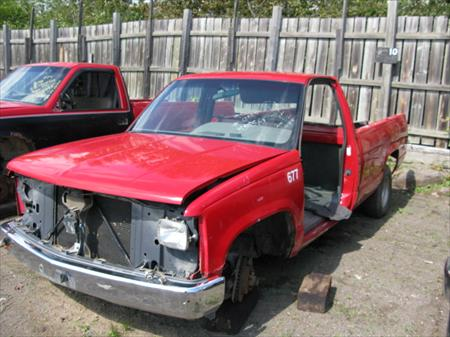 1992 GMC Sierra 1500 4X4 350 5.7L - For Parts