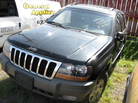 2000 Jeep Grand Cherekee - For Parts