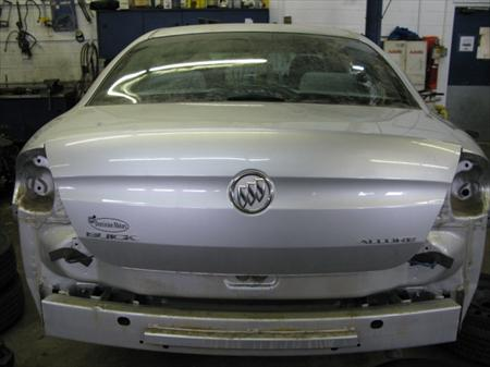 2005 Buick Allure Parts Car - 3.8L - 39,084 km 276869