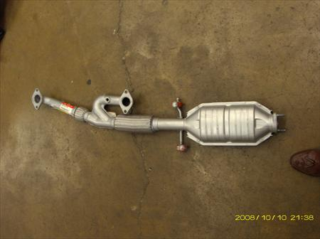 Brand New 2004-2006 KIA Amanti Catalytic Converter