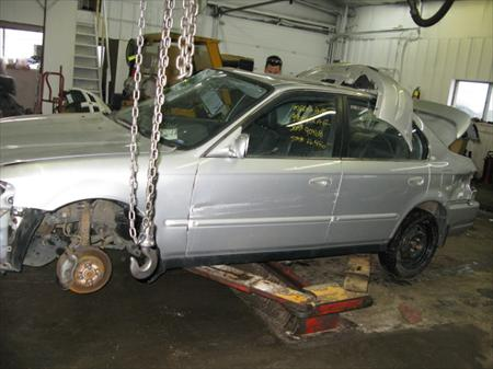 1999 Acura EL for Parts - 4 Door 904687
