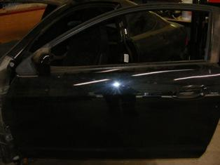 2002-04 Acura RSX Drv/side Door Black