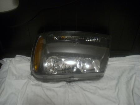 LT Head Lamp for 08 Chevy Trailblazer