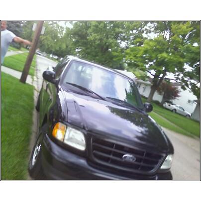 2003 Ford F150 V6 4.2