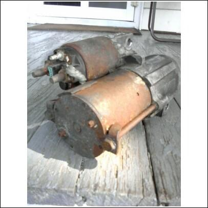 Chevy Starter motor for a 1999 Chevy S-10  2.2. L