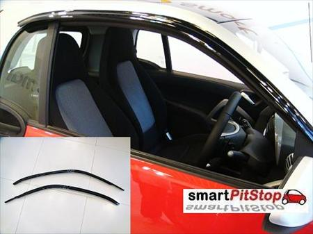 Smart Fortwo SmartPitStop Window Visor