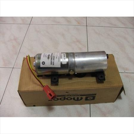 2000 to 2006 chrysler sebring convertible hydraulic motor