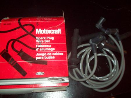 OEM Ford Mustang ignition Wire Set WR.4017.C