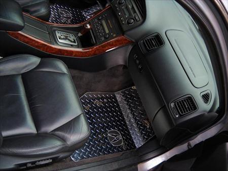 Acura Tl 97 02 Diamond Plate Aluminum Floor Mats Custom