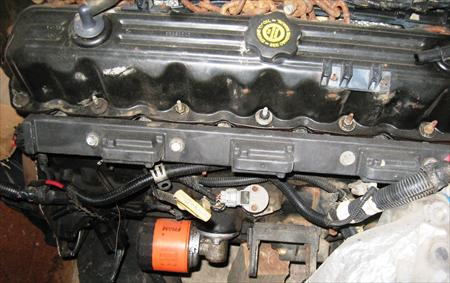 2001 jeep cherokee long block complete engine 4 0 242 straight 6 inline 6 8th digit s in. Black Bedroom Furniture Sets. Home Design Ideas