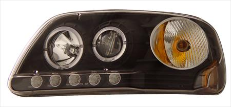 Ford F-150 Projector Head Lights/ Lamps Performance Conversion Kit CG02-AZ-FF97-PBC-R-A-a2 02-AZ-FF97-PBC-R-A-a2