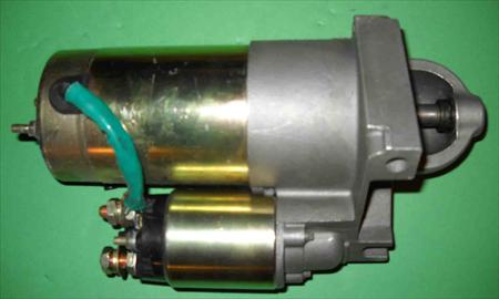 Oldsmobile Intrigue 1998-99, 3.8L V6 Starter