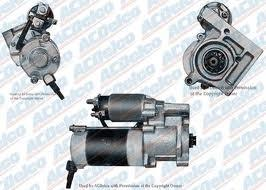 NEW ACDelco Professional 336-1493A Starter
