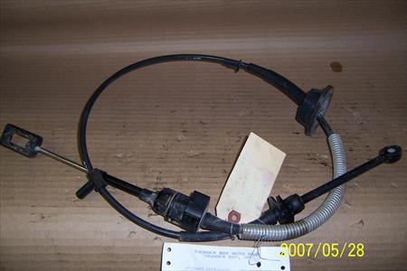 2002 Ford F150 Automatic Shifter Cable YL3P-7E395-BB B26687