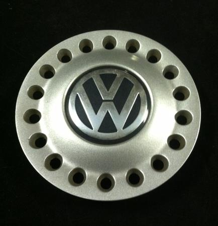 98-05 Volkswagen VW Beetle Silver Wheel Center Hub Cap 1C0 601 149 A