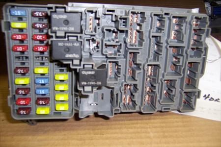 2004 honda fuse box 2004 honda civic fuse panel , b2500000, s5a-a12 d1, u2wym3 #1