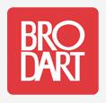 Sponsor105px Brodart logo grey Design Institute Salt Lake City