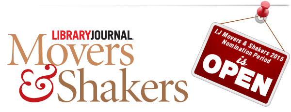 Movers and Shakers Nominations 2014