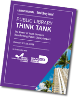 Public Library Think Tank 2018