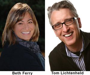 Beth Ferry & Tom Lichtenheld