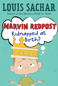 Marvin Redpost cover
